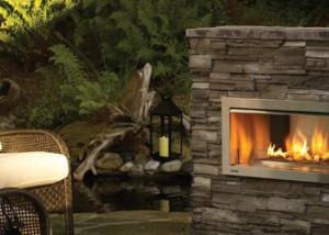 Regency Outdoor Fireplaces