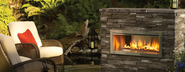 Regency Outdoor Fireplaces - Welenco Stove Store €� Outdoor Living