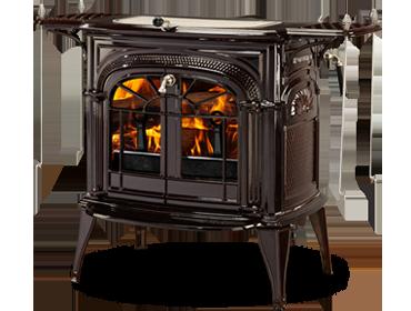 Intrepid II Catalytic Wood Burning Stove